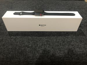 Apple Watch Series 3 42mm + Cellular (unlocked!) for Sale in Portland, OR