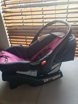 Car seat with base for Sale in Davenport, FL