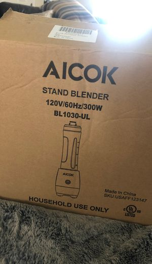 NEW Aicok Stand Blender Kitchen Appliance for Sale in Heathrow, FL