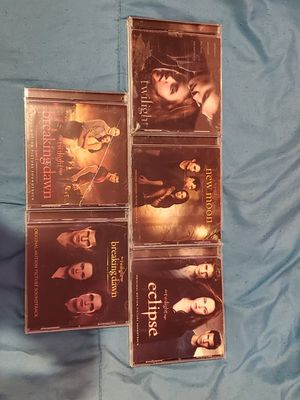 Full twilight series soundtrack for Sale in New York, NY
