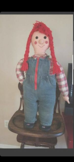 90'S HANDMADE DOLL for Sale in Delray Beach, FL