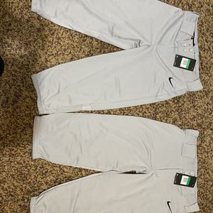 Grey Nike Baseball Boys Pants for Sale in Fort Worth, TX
