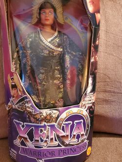 Xena Warrior Princess 12inch Doll for Sale in Fairmont,  WV