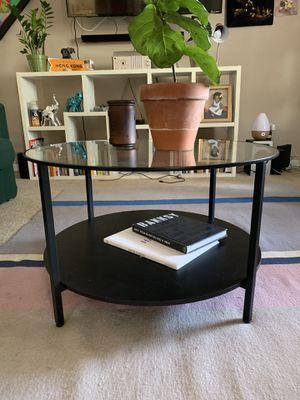 IKEA VITTSJÖ Coffee Table for Sale in Houston, TX