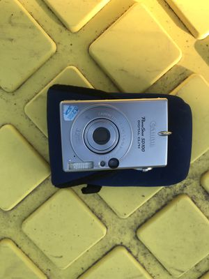 Canon digital camera for Sale in Elkhorn, CA