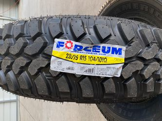 NEW FORCEUM TIRES for Sale in Spanaway,  WA