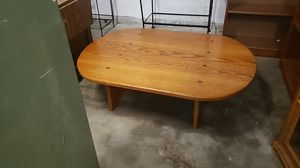 Quality wood coffee table for Sale in Cocoa, FL