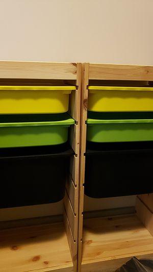 Ikea toy storage for Sale in Arlington, VA