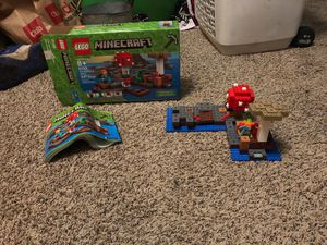 Minecraft set 21129 for Sale in Saint Paul, MN