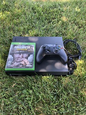 Xbox One X (GREAT BUNDLE) for Sale in Fresno, CA