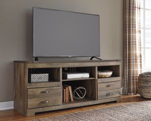 Ashley Furniture Fireplace TV Stand for Sale in Santa Ana, CA