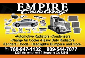 Auto body parts for Sale in Hesperia, CA