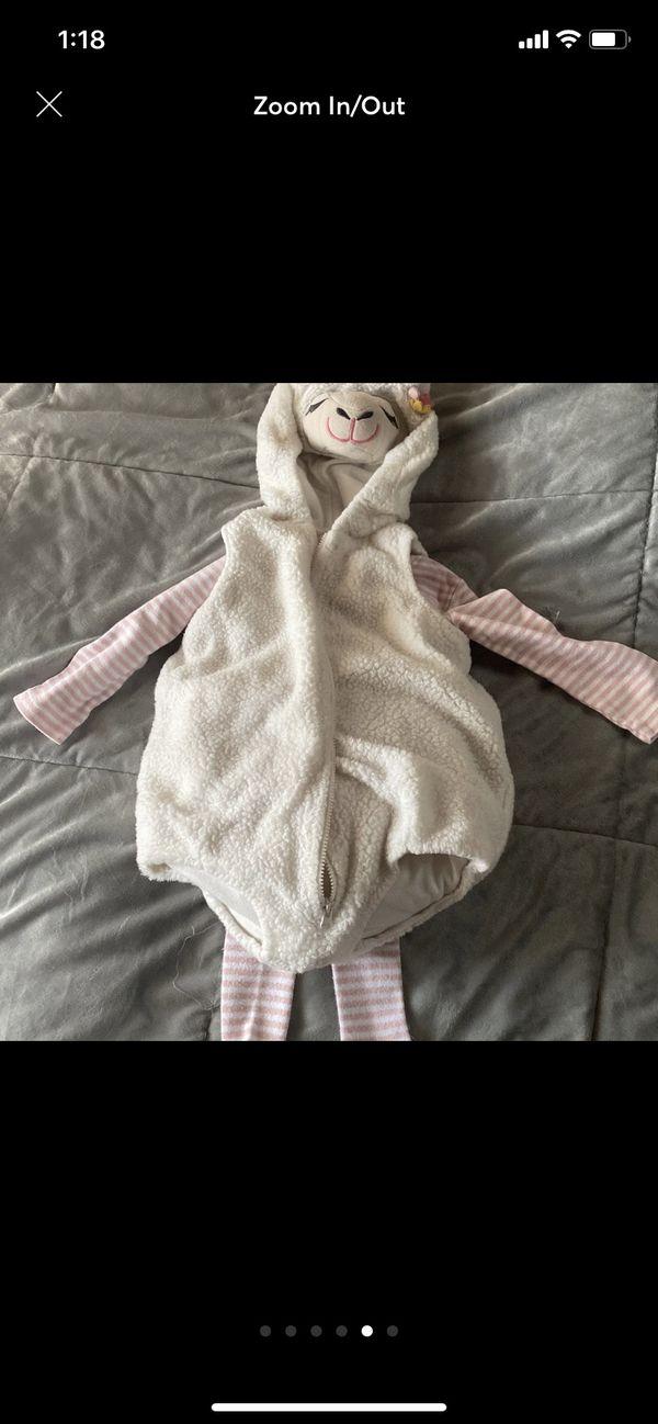 Little Llama costume 18 months