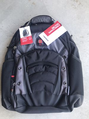 Swiss Army Wenger Smart Laptop+Tablet Backpack for Sale in Irvine, CA