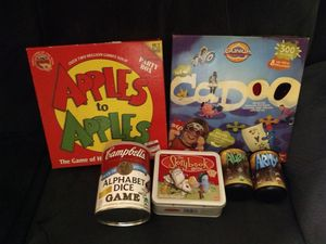 Kids Games, Lot of 5 for Sale in Portland, OR