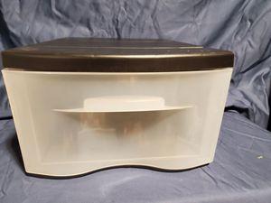 ***black plastic drawer/bin*** for Sale in Woodinville, WA