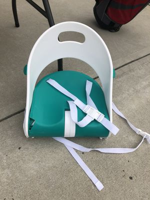 Portable booster seat for Sale in Holmdel, NJ