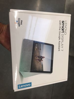 Lenovo smart display 7 for Sale in Escondido, CA