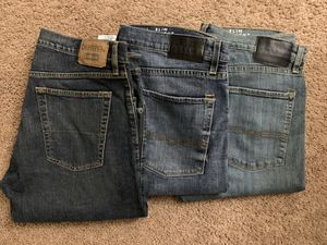 3 Levis Jeans & 2 Trousers for Sale in Milpitas, CA