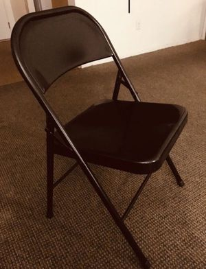Foldable chair, almost new for Sale in Culver City, CA