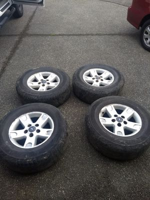 Ford FX4 Wheels (97-03 F150, 5x135) for Sale in Puyallup, WA