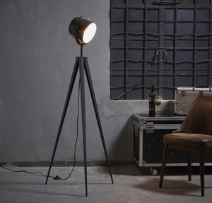 Industrial look floor lamp moving sale for Sale in New York, NY