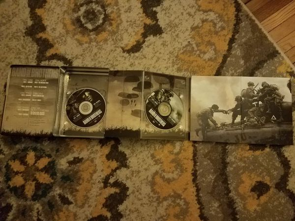 Band of Brothers DVD box set