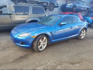 Mazda rx8 for parts out 2006 for Sale in Opa-locka, FL
