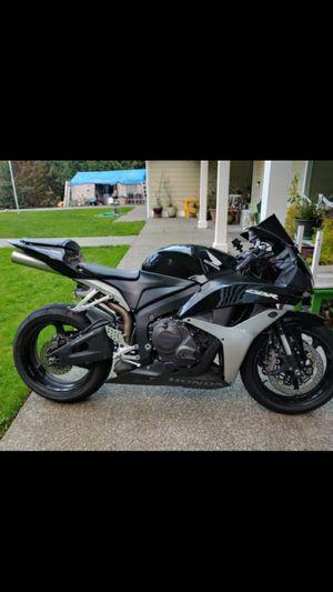 Honda CBR 600 RR for Sale in Tacoma, WA