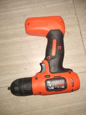 Black + decker cordless power tool model BDCD8 for Sale in Fort Lauderdale, FL