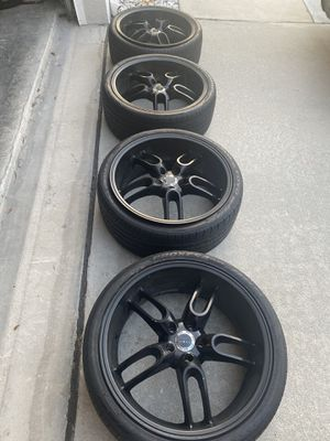 """20"""" Ruff Wheels - Set of 4. for Sale in Coral Springs, FL"""