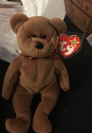 Teddy 1993 beanie baby for Sale in Glen Burnie, MD