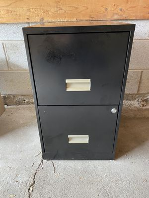 File Cabinet 2 drawer for Sale in Wheaton, IL