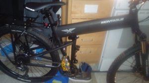 Montage paratrooper 27 speed mountain bike for Sale in Bellevue, WA