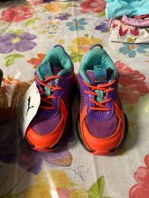 Puma toddler shoes for Sale in Des Plaines, IL