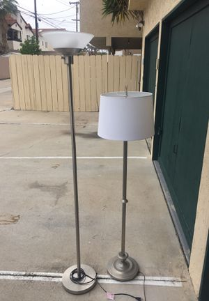 Floor lamps for Sale in San Diego, CA