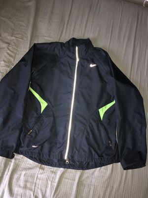women's nike fit storm zip up windbreaker size medium for Sale in Montclair, CA