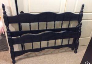 Black bed frame for Sale in Fresno, CA