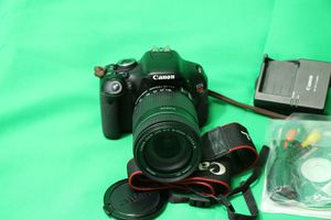 Canon T3i /EOS 600D Rebel for Sale in Brooklyn, NY