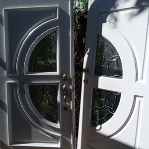 Solid wood Front Doors for Sale in Miami, FL