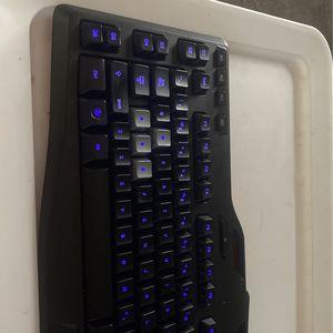 Logitech G105 Gaming Keyboard for Sale in Las Vegas, NV