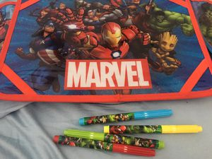 Marvel superheroes kids lap desk for Sale in Plantation, FL