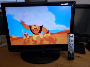 """ViewSonic 22"""" Widescreen LCD HDTV for Sale in Montclair, CA"""