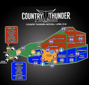 Two Country Thunder Campsites for Sale in Phoenix, AZ