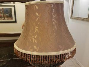 Unique Chandelier lamp for Sale in Dallas, TX