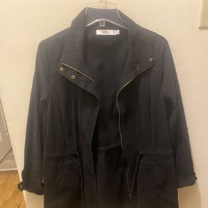 Black Cotton Coat for Sale in Milford, CT