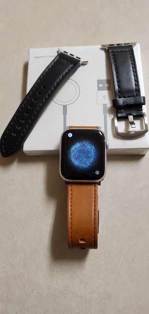 Apple Watch Series 5 44mm cellular for Sale in Stockton, CA