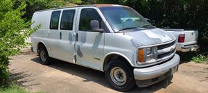 2002 Chevy Express for Sale in Mansfield, TX
