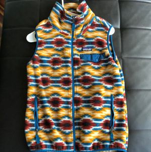Patagonia vest lightly used Medium for Sale in GRANDVIEW, OH