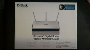 D-Link Gigabit WiFi Router. for Sale in Baltimore, MD